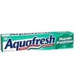 Aquafresh Toothpaste 6.4 oz****OTC DISCONTINUED 3/4/14