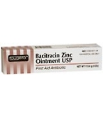 Fougera Bacitracin Zinc Ointment USP  - 4 oz Tube****MFG PRODUCTION ISSUES TO BE RESOLVED 8/1/14