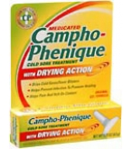 Campho-Phenique Cold Sore Treatment, Maxiumum Strength -  0.23oz Tube****OTC DISCONTINUED 2/28/14