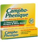 Campho-Phenique Pain Relieving Gel 0.5oz