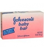 Johnson & Johnson Baby Bar 3 oz Each