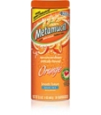 Metamucil Orange Smooth Texture Sugar Free 72 Doses - 15oz