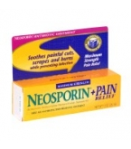 Neosporin Plus Pain Relief Max Strength First Aid Antibiotic Ointment - 1oz