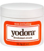 Yodora Deodorant Cream 2 oz