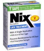 Nix Lice Treatment 2 oz
