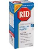 RID Shampoo 4 oz