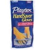 Playtex Handsaver Gloves Large (Sizes Over 8) 1 Pair