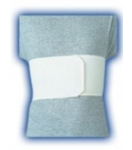 Male Rib Support White Universal-Bell Horn