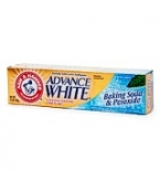 Arm & Hammer Advance White Toothpaste Tartar Control Dental Baking Soda And Peroxide 4.3 oz