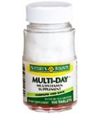 Natures Bounty Multi-Day Tablets 100ct