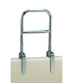 Bathtub Rail Dual Level With Chrome Finish B203-Carex****OTC DISCONTINUED 3/5/14