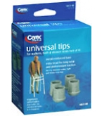 Carex Universal Tips A821-00 4 Each