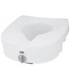 Raised Toilet Seat E-Z Lock B305-Carex