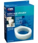 Carex Toilet Seat Elevator B307-00