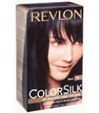 Colorsilk Hair Color 1N Black