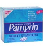 Pamprin Multi Symptom Tablet - 40