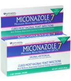 Miconazole 7 Vaginal Cream 1 Each