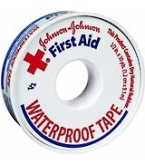 Johnson & Johnson Tape Waterproof .5 Inch X 10 Yd