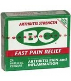 BC Arthritis Strength Powders 24ct