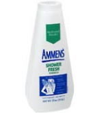 Ammens Medicated Powder Shower Fresh 11 oz