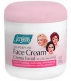 Jergens All-Purpose Face Cream 6 oz