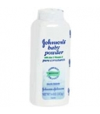 Johnson & Johnson Baby Powder Pure Cornstarch 4 oz