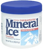Mineral Ice Gel 16oz