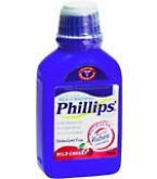 Phillips Milk Of Magnesia Wild Cherry - 26oz