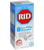 RID Shampoo Maximum Strength 8oz