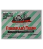 Fishermans Friend Sugar Free Mint 38 ct