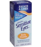 Bausch & Lomb Sensitive Eyes Daily Cleaner 20ml