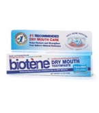 Biotene Antibacterial Dry Mouth Toothpaste Fresh Mint Original 4.5oz**MFG DISCONTINUED  2/17/14