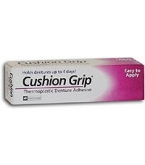 Cushion Grip Denture Adhesive - 1oz