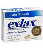 Ex-Lax Regular Strength Pills 30ct