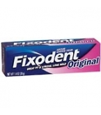 Fixodent Original Cream 1.4oz****OTC DISCONTINUED 2/28/14