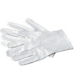 Cotton Gloves Small/Medium Soft Hands 1 Pair P75S-Carex