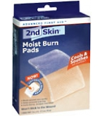 2nd Skin Moist Burn Pads Spenco 3 Inches X 4 Inches  3 ea