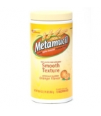 Metamucil Smooth With Sugar Orange 114 Doses - 48.2oz - BACK ORDERED on 11/09