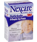 Nexcare Opticlude Orthoptic Eye Patches Junior  20ct