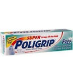 Poli-Grip Free Denture Adhesive Cream 1.4oz****OTC DISCONTINUED 2/28/14