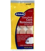 Dr. Scholls Corn Removers Extra Thick 9 ct