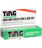 Ting Antifungal Cream  - 0.5 oz Tube