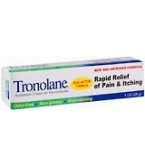 Tronolane Cream  - 1 oz*****item discontinued by supplier 3/18/14