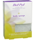 Buf-Puf Body Sponge Double-Sided 1 Each