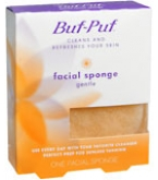 Buf-Puf Facial Sponge Gentle - 1***otc Discontinued  2/25/14