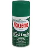 Noxzema Shave Cream Aloe And Lanolin 11oz