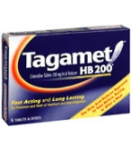 Tagamet HB 200 - 6 Tablets*******MFG DISCONTINUED 2/14/14