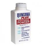Quinsana Plus Antifungal Foot Powder - 3oz