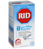RID Shampoo 2 oz