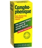 Campho-Phenique Antiseptic Liquid 1.5oz- BACK ORDERED 8-23